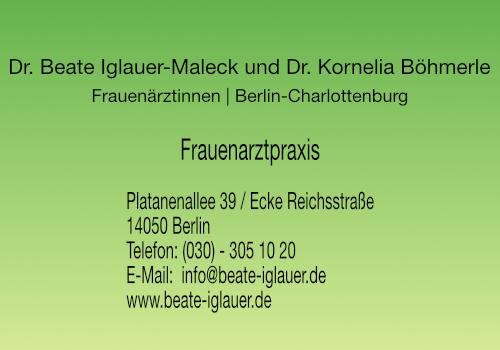 Link zur Webadresse von Frau Dr. Beate Iglauer-Maleck